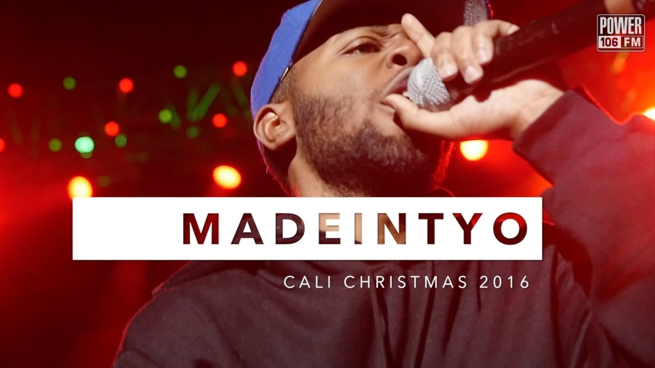 Watch: MadeinTYO Perform 'Uber Everywhere' Live At Cali Christmas 2016 #CaliChristmas16 [Video]