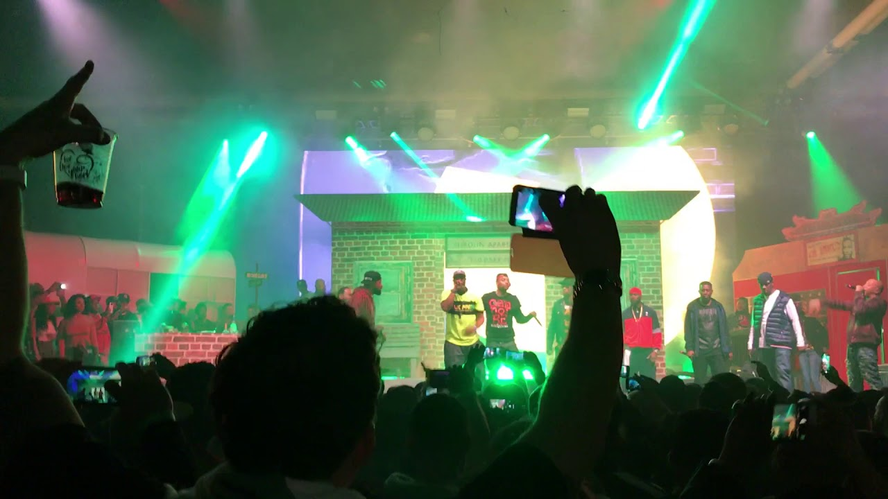 """Watch: Wu-Tang Clan Performing """"Mary Jane / Ice Cream"""" Live [Video]"""
