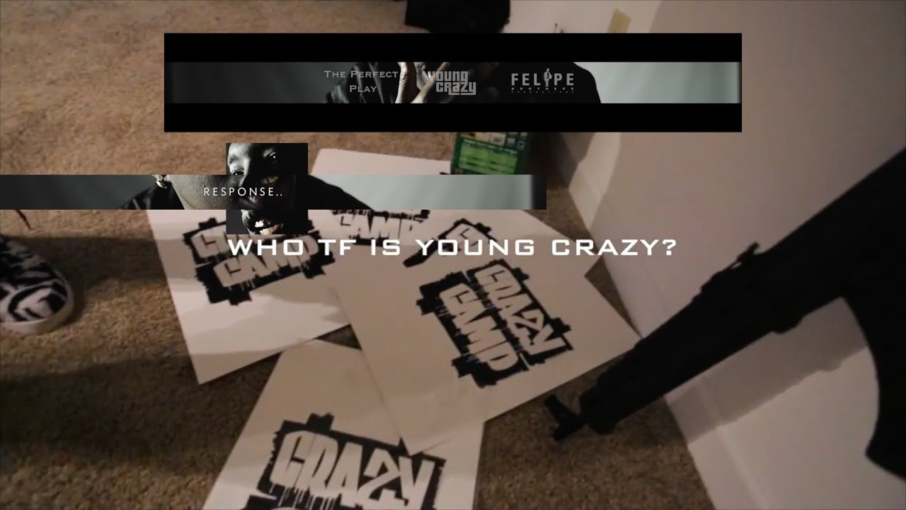 Who TF is Young Crazy? [Video]