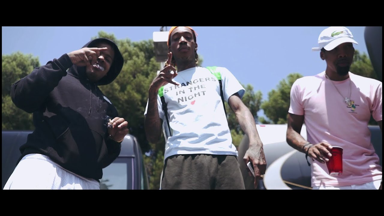 "Wiz Khalifa & Chevy Woods Feat. Casey Veggies - ""Gang Gang"" [Video]"