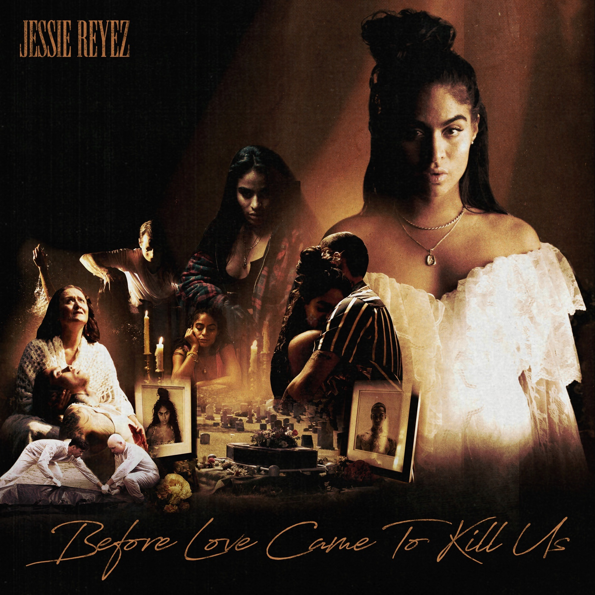 Jessie Reyez - BEFORE LOVE CAME TO KILL US (Deluxe)