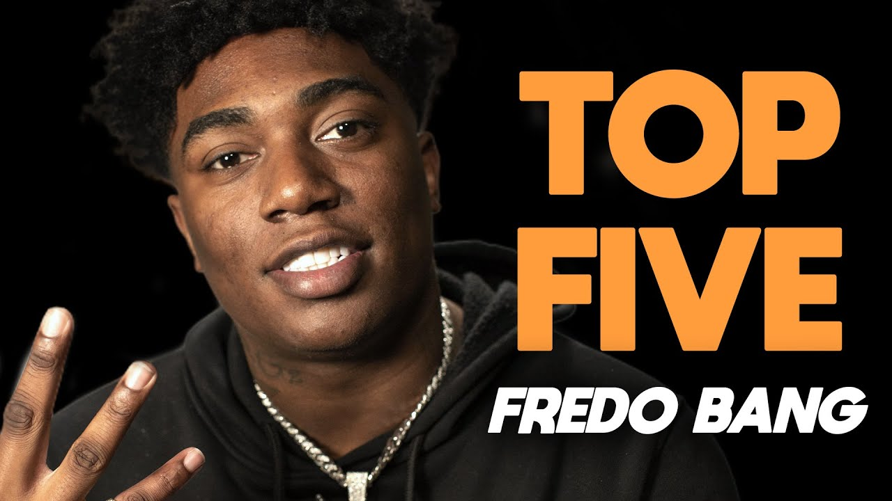 Fredo Bang has better advice than your dentist for white teeth in Top Five