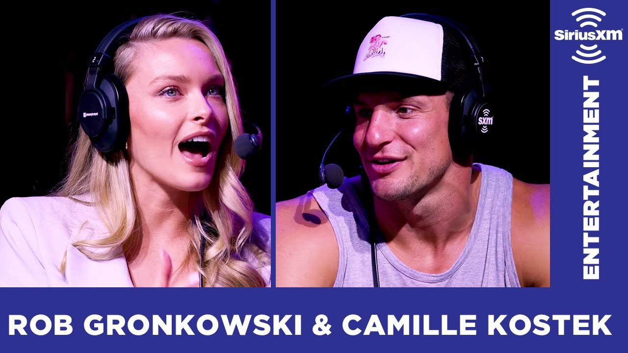 How Does Rob Gronkowski Really Feel About His Girlfriend Being a Sports Illustrated Model?
