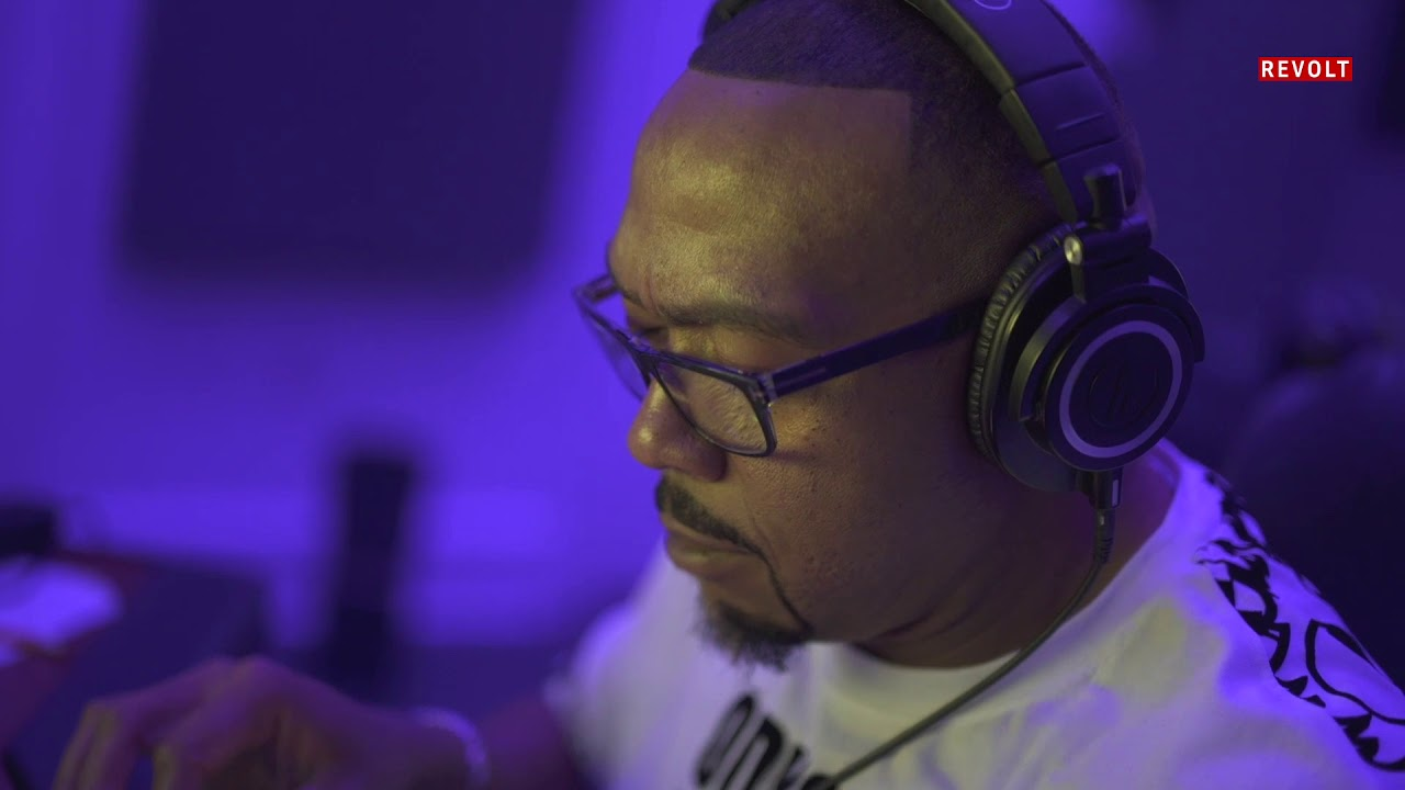 Timbaland Takes Us Through His Beat Making Process From Scratch | Cooking Up W/ Timbaland S2E2