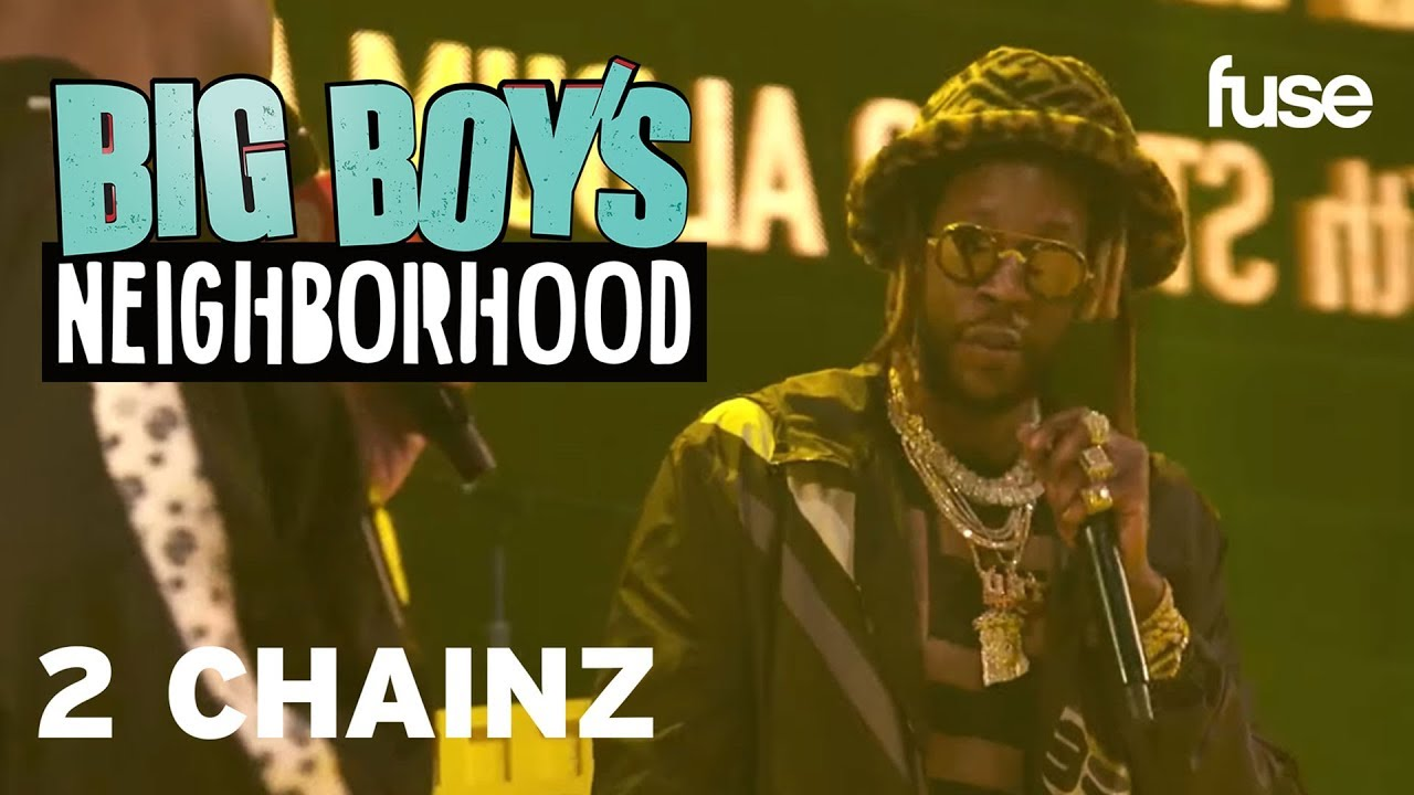 "2 Chainz Calls Himself An ""Arianator"" 