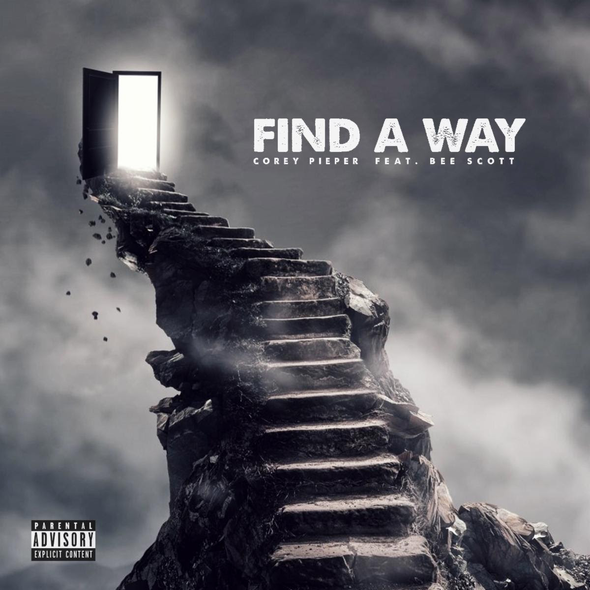 "COREY PIEPER - ""FIND A WAY"" FT. BEE SCOTT"