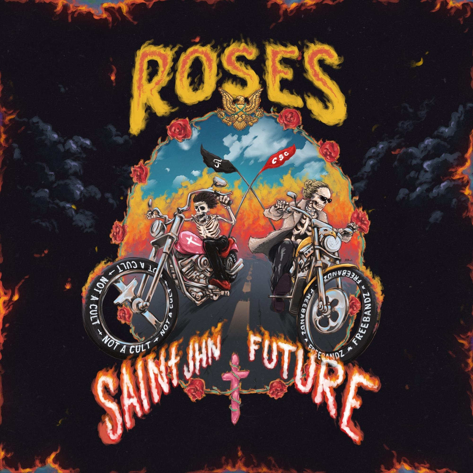 SAINt JHN feat. Future - Roses (Remix)
