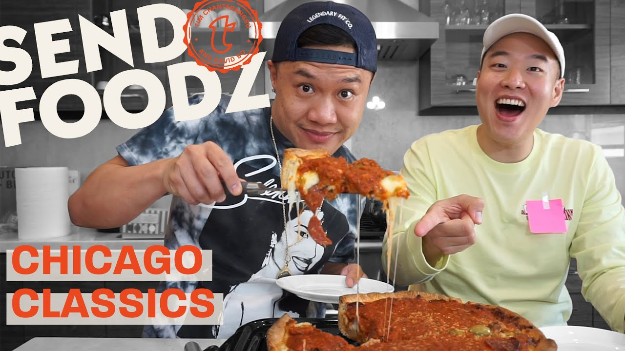 Chicago Classics: Send Foodz w/ Tim Chantarangsu & David So