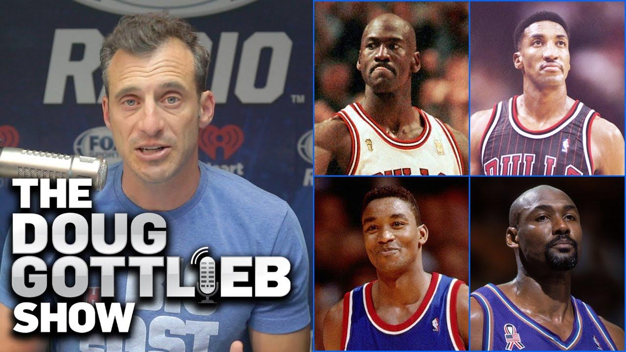 Doug Gottlieb - Don't Ask Michael Jordan To Be Someone He's Not