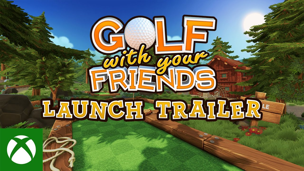 Golf With Your Friends Launch Trailer
