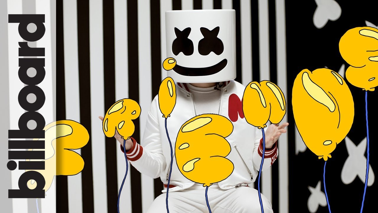 How Marshmello Created 'Friends' | Billboard | How It Went Down