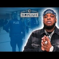 Maxo Kream on Getting Arrested In High School Because of Instagram