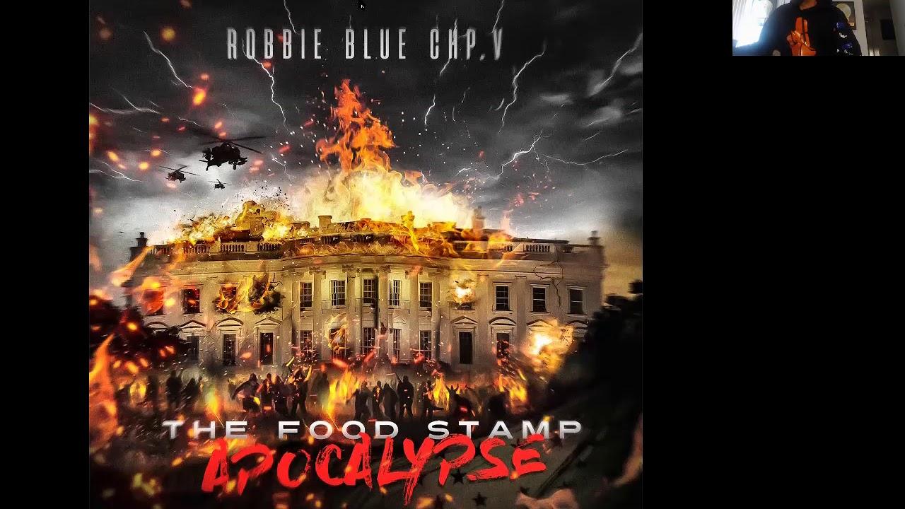 "Robbie Blue -""Black Messiah""- single spotlight"