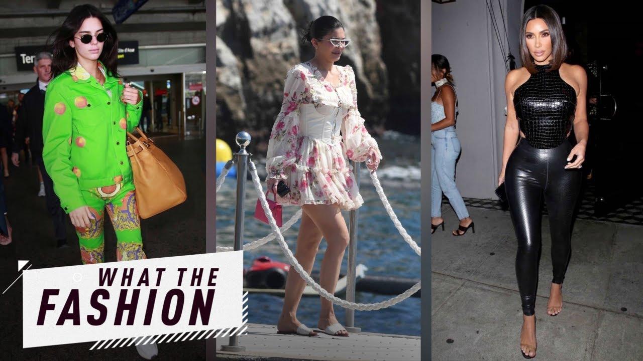 14 Best Kardashian-Jenner Looks of 2019 | What the Fashion | E! News
