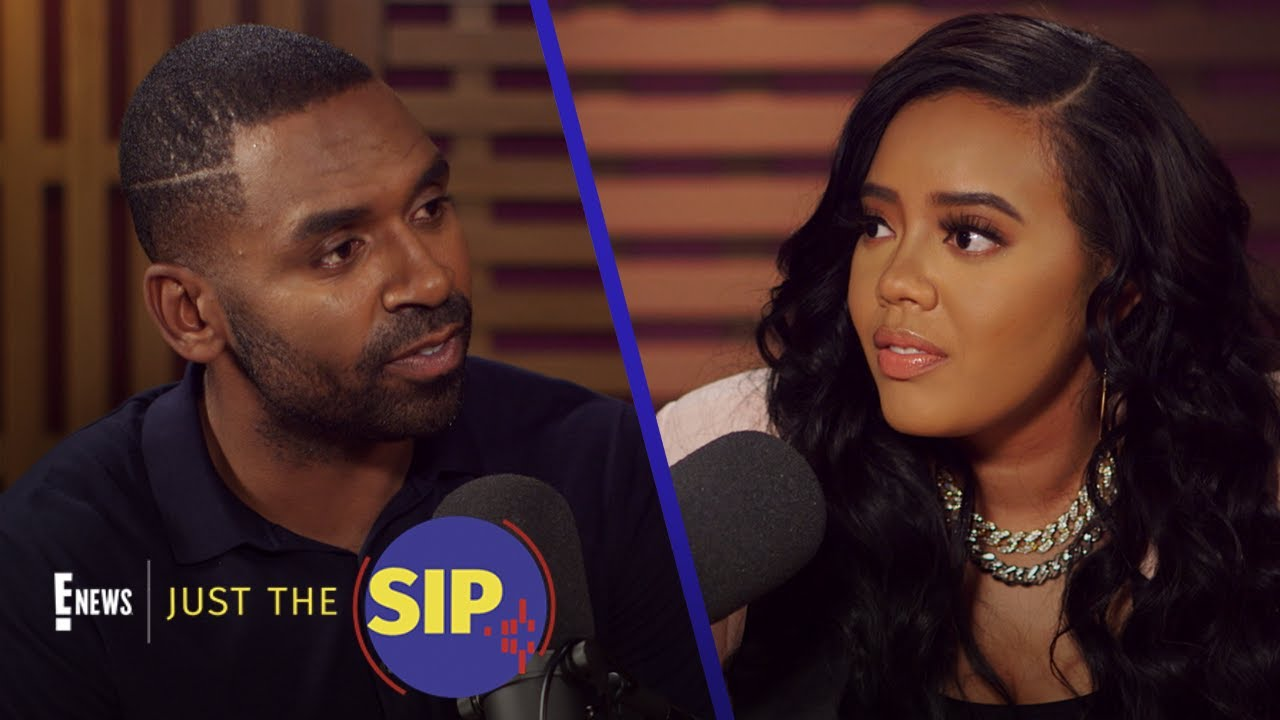 Angela Simmons' Truth About Loss, Being a Single Mom & Finding Her Romeo   Just The Sip   E! News