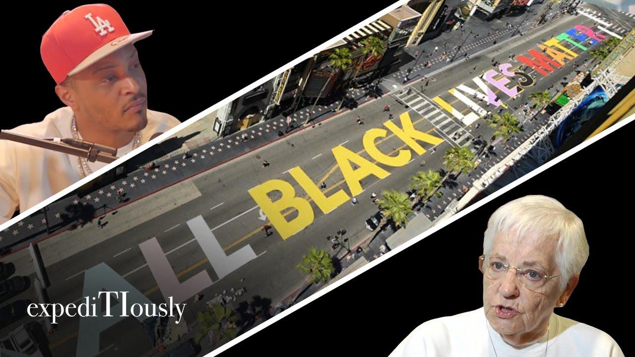 Anti-Racism Activist Jane Elliott Talks #BlackLivesMatter | expediTIously Podcast