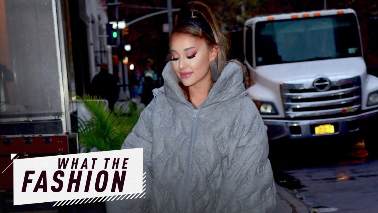 Ariana Grande Is Calling Our Puff! | What the Fashion | E! News