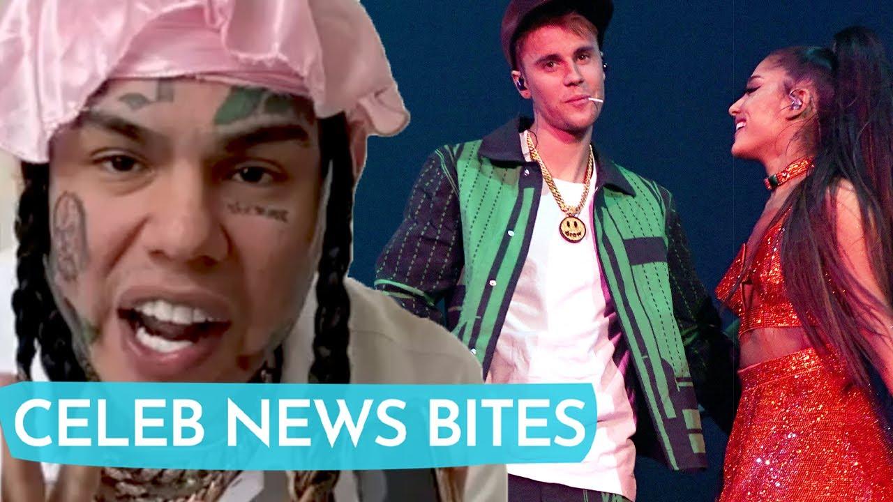Ariana Grande & Justin Bieber CLAPBACK After Tekashi 69 Puts Them On BLAST!