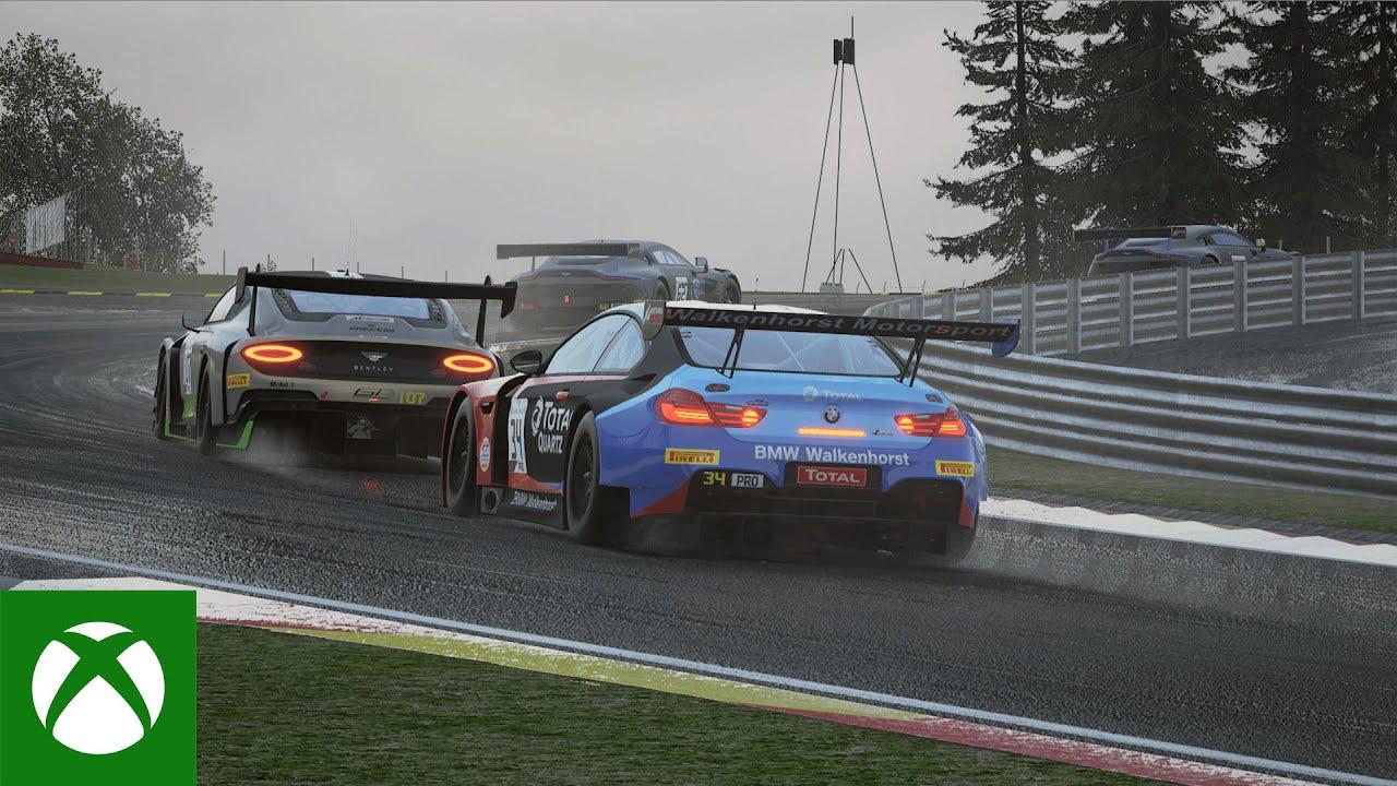 Assetto Corsa Competizione Launch Trailer