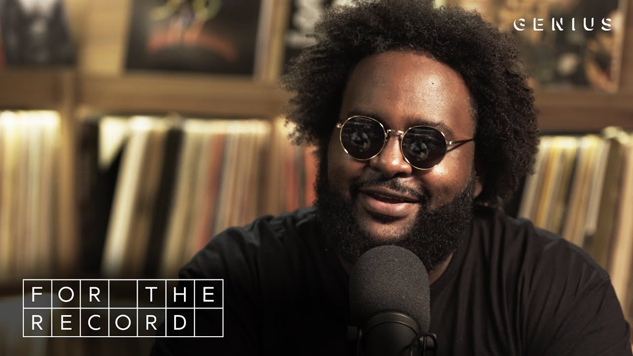 Bas Talks New Album 'Spilled Milk' & Dreamville Recording Sessions   For The Record