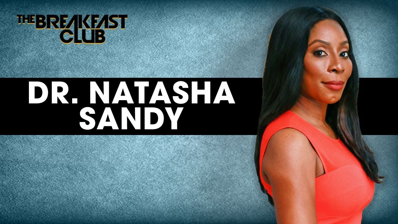 Dr. Natasha Sandy Explains Importance Of Social Distancing + More