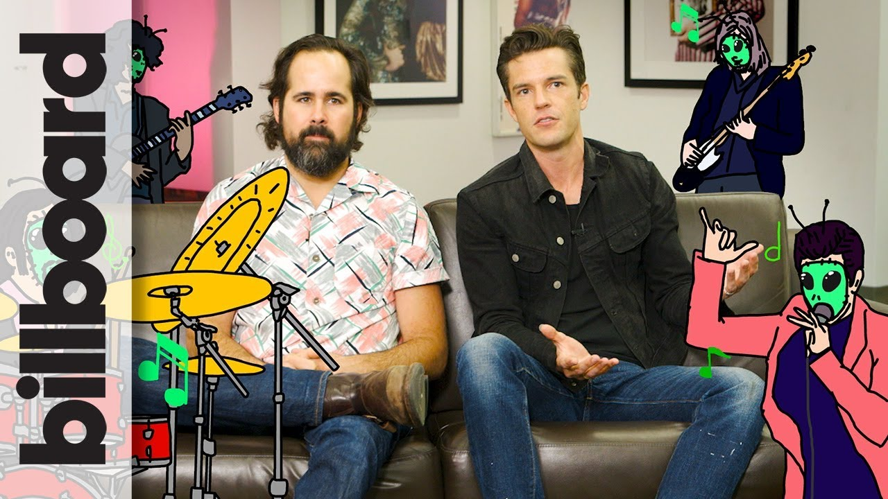 How The Killers Created 'Run For Cover' | Billboard | How It Went Down