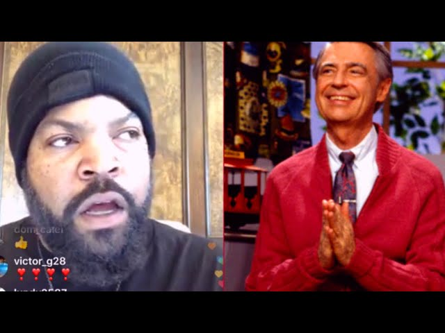 """Ice Cube """"Mr Rogers Sued Us"""" Got $.05 Per Record! Trapping In Arizona While Recording 1st Album"""