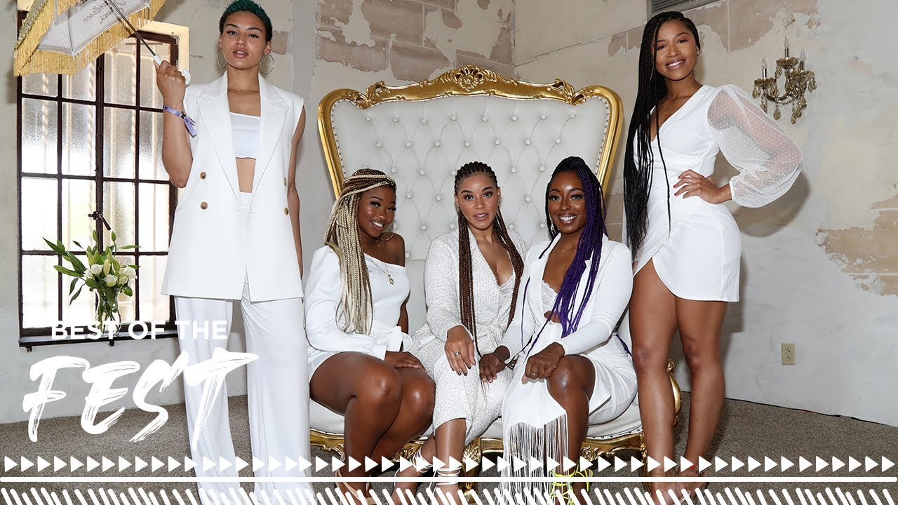 June's Diary Sings Songs From ESSENCE Festival Performers  Best of the Fest  ESSENCE