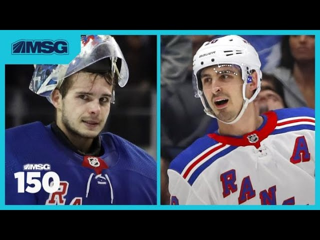 Kreider Extends Contract, But Shesterkin Injury Leaves Questions For Rangers | MSG 150