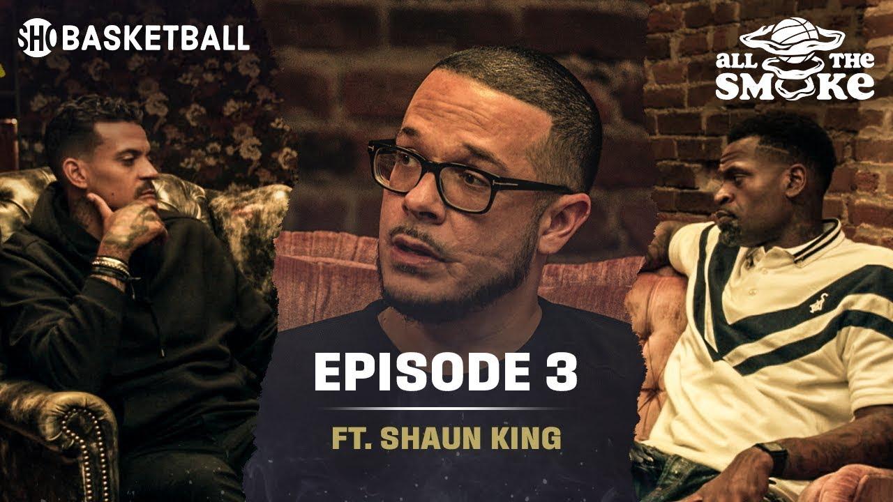 Shaun King   Ep 3   Athletes' Social Activism, NFL & Kaepernick   ALL THE SMOKE Full Podcast