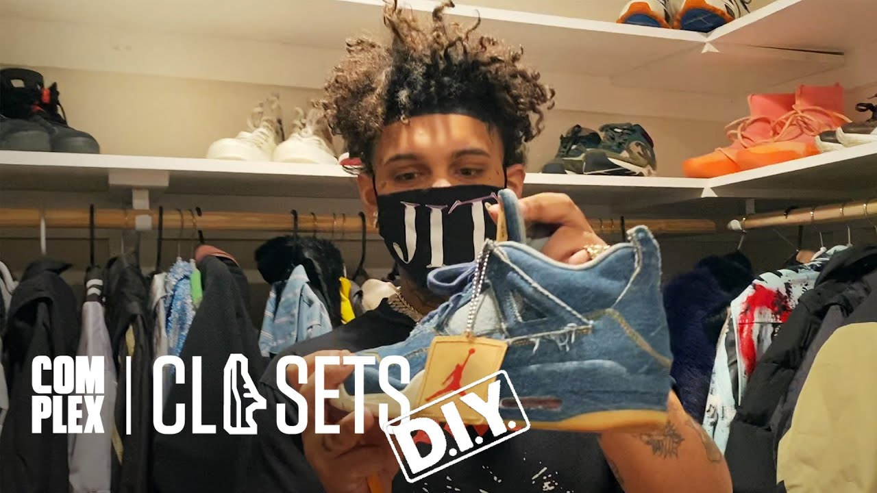 Smokepurpp Shows Off His Sneaker Closet and Insane Amount of Designer Clothes