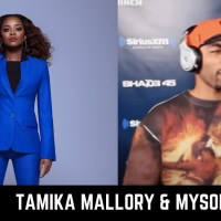 Tamika Mallory & Mysonne Give And Update From The Front Lines of Protests | SWAY'S UNIVERSE