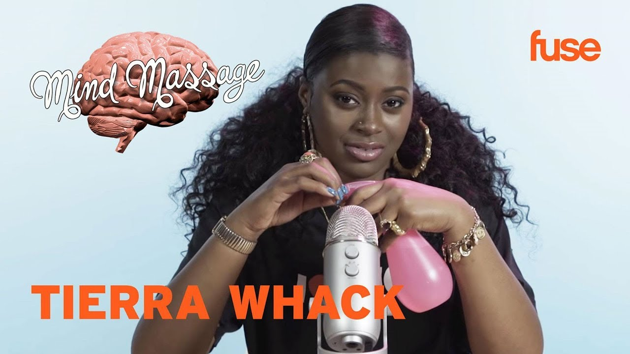 Tierra Whack Tries ASMR and Chats About Whack World | Mind Massage | Fuse