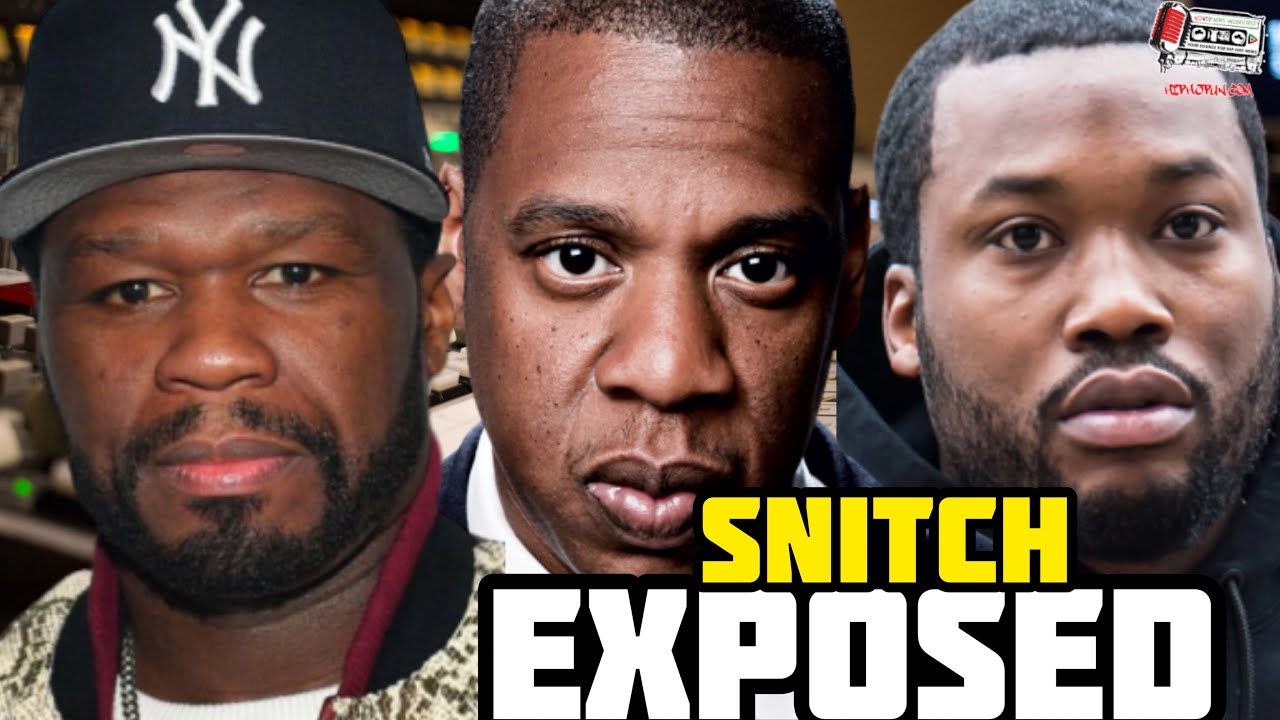 50 Cent Lets The Cat Outta The Bag EXPOSES Meek Mill & Jay-Z's Rocnation CEO Live On Air!!