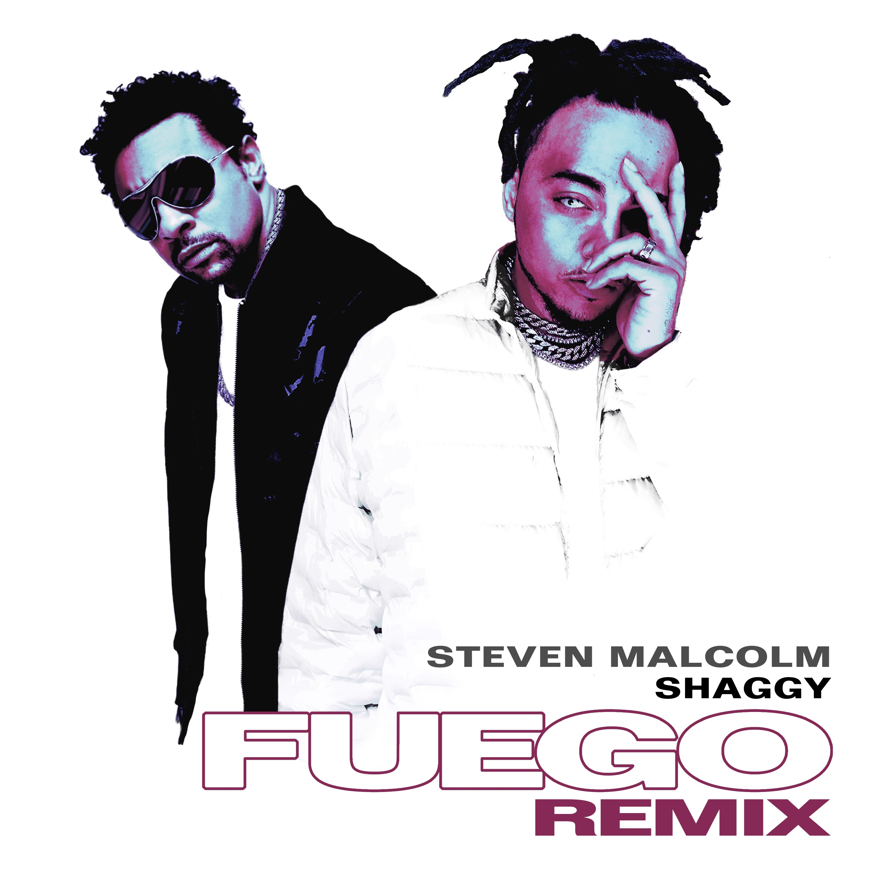 """Steven Malcolm Teams Up with Shaggy For """"Fuego Remix"""""""