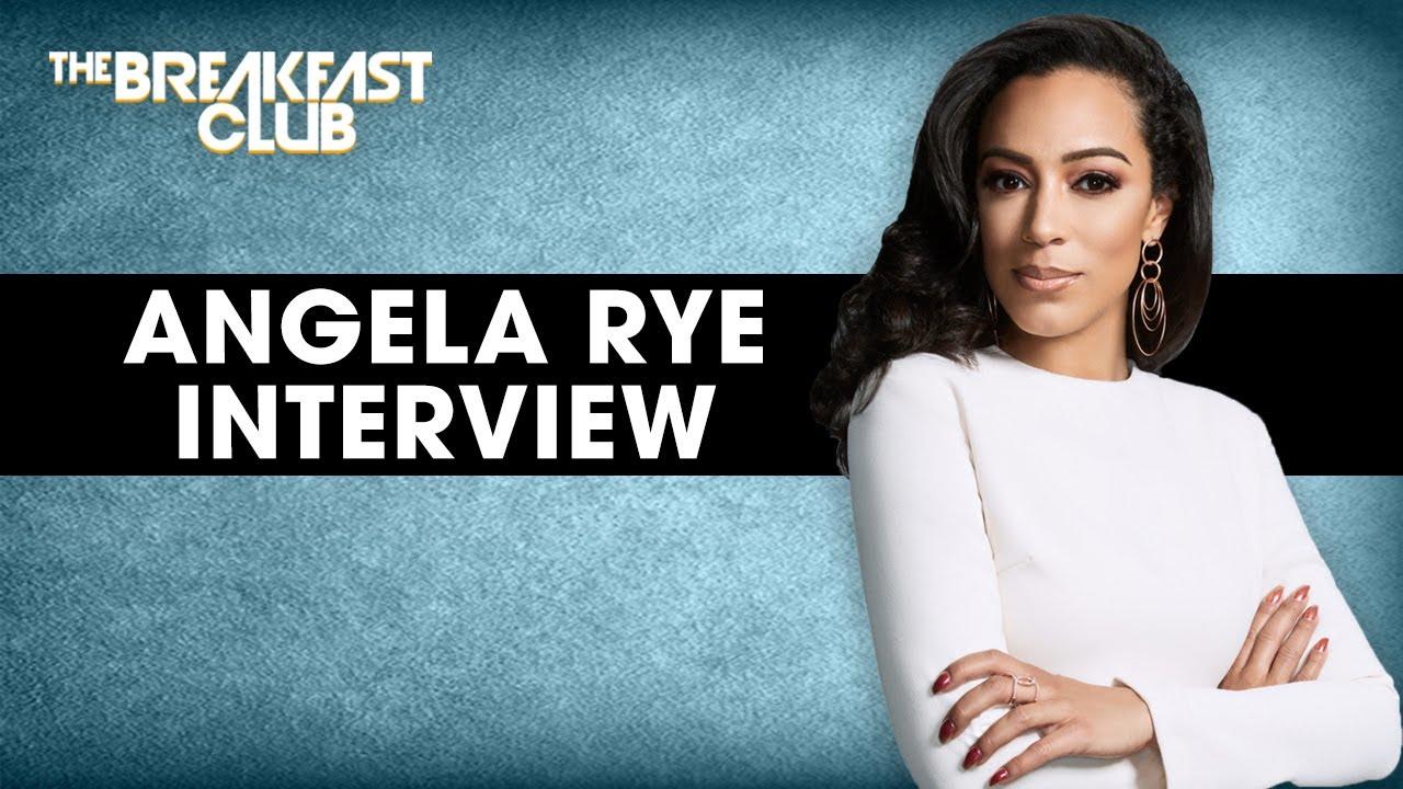 Angela Rye Talks John Lewis Legacy, Vice Presidential Hopefuls + More