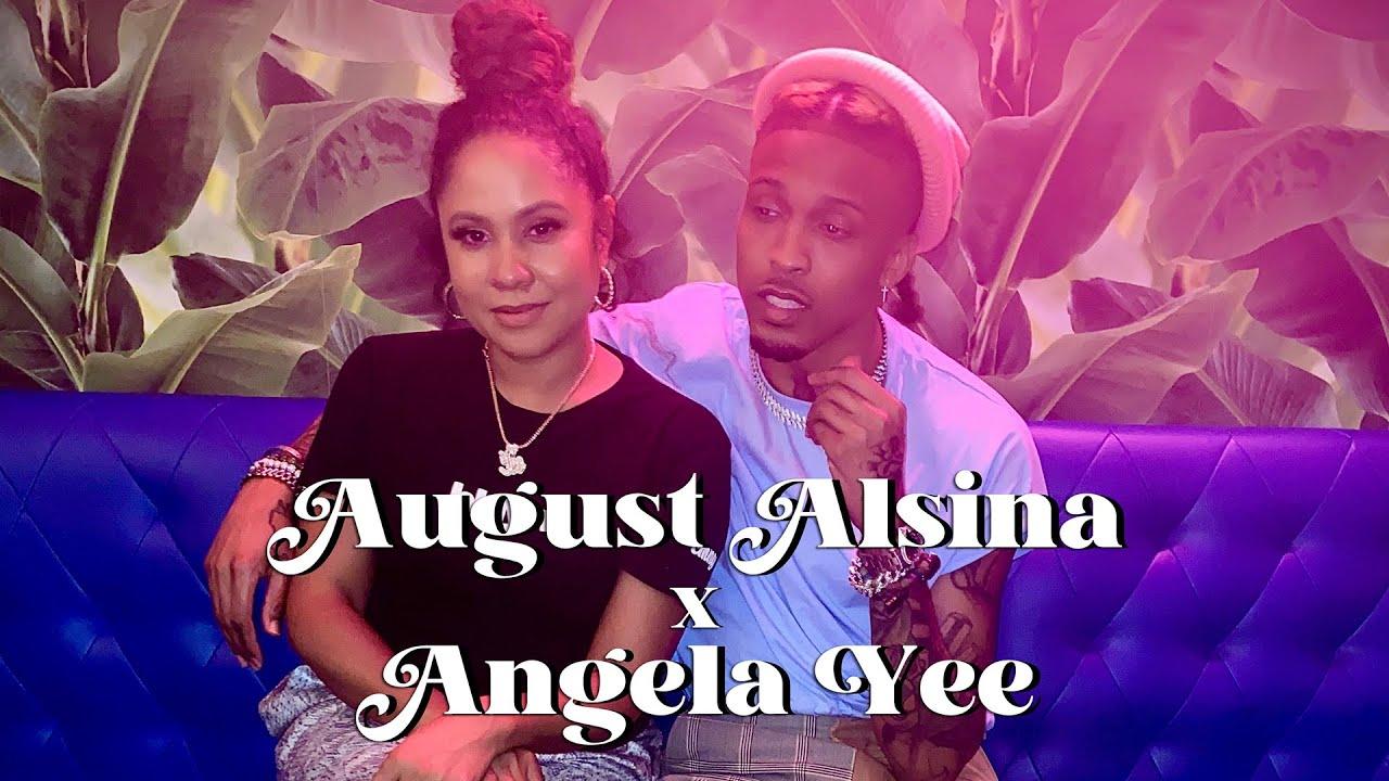 August Alsina Reveals Alleged Affair with Jada Pinkett-Smith to Angela Yee [Interview]