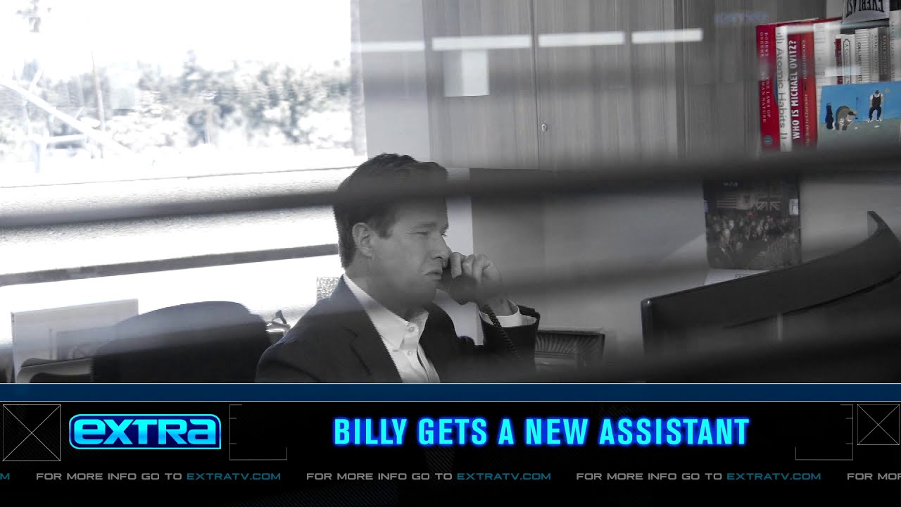Billy's Day with His Temp Assistant Karen