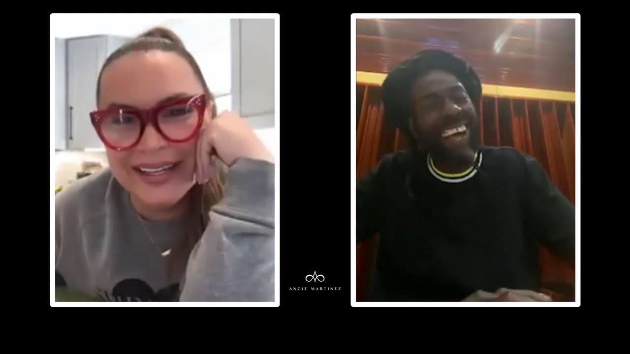 """Buju Banton & Angie Have Lunch To Discuss """"Upside Down 2020"""" + Coping During Difficult Times"""