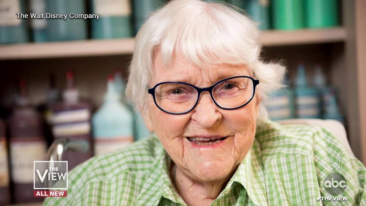 Celebrating Disney Legend Ruthie Tompson's 110th Birthday   The View