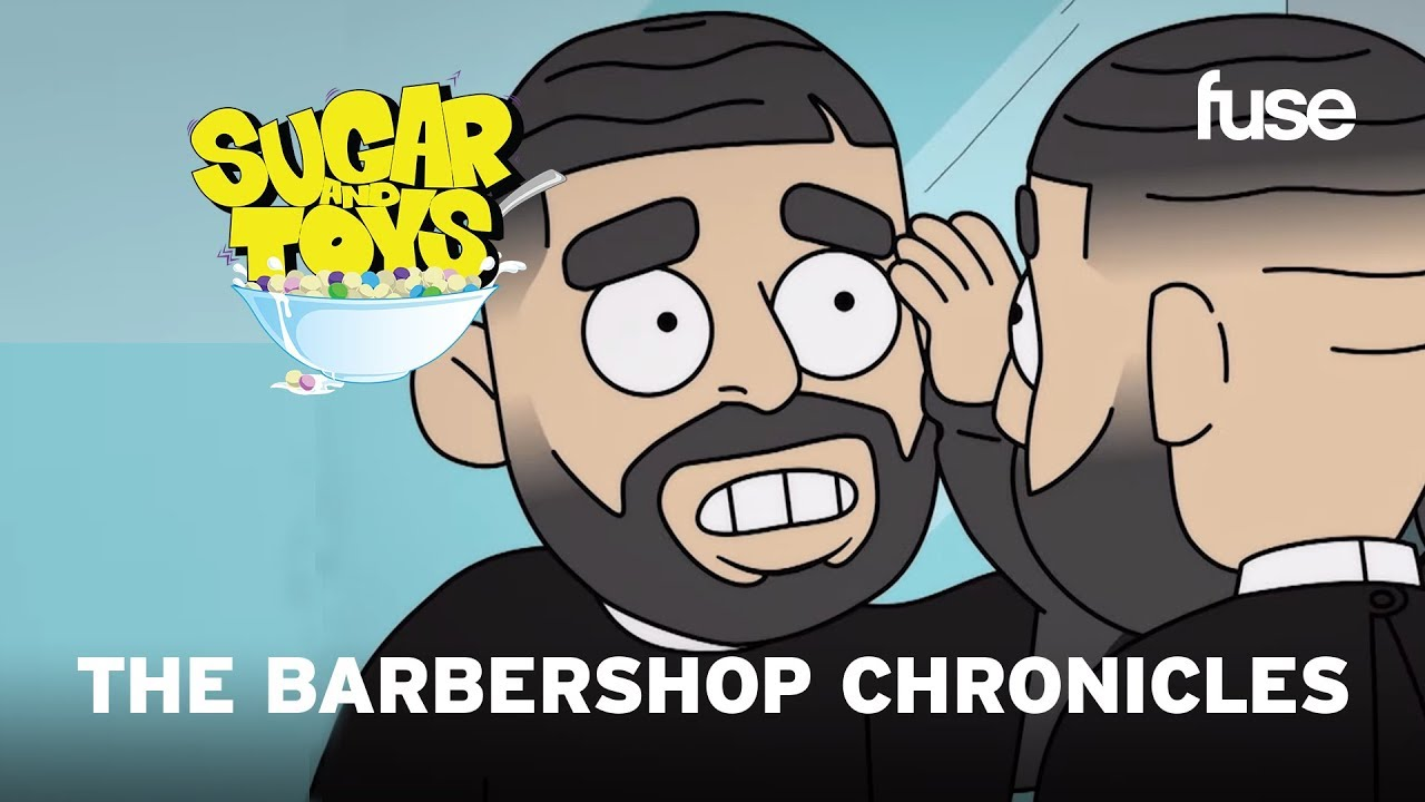 Drake Learns A Tough Lesson At the Barbershop   Sugar and Toys   Fuse