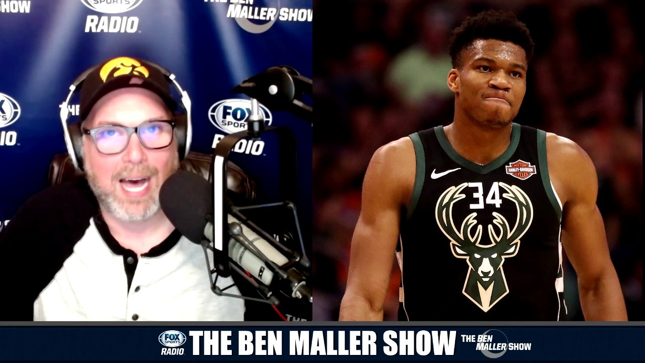 Giannis is WRONG About The 2020 NBA Championship Being the Toughest to Win - Ben Maller
