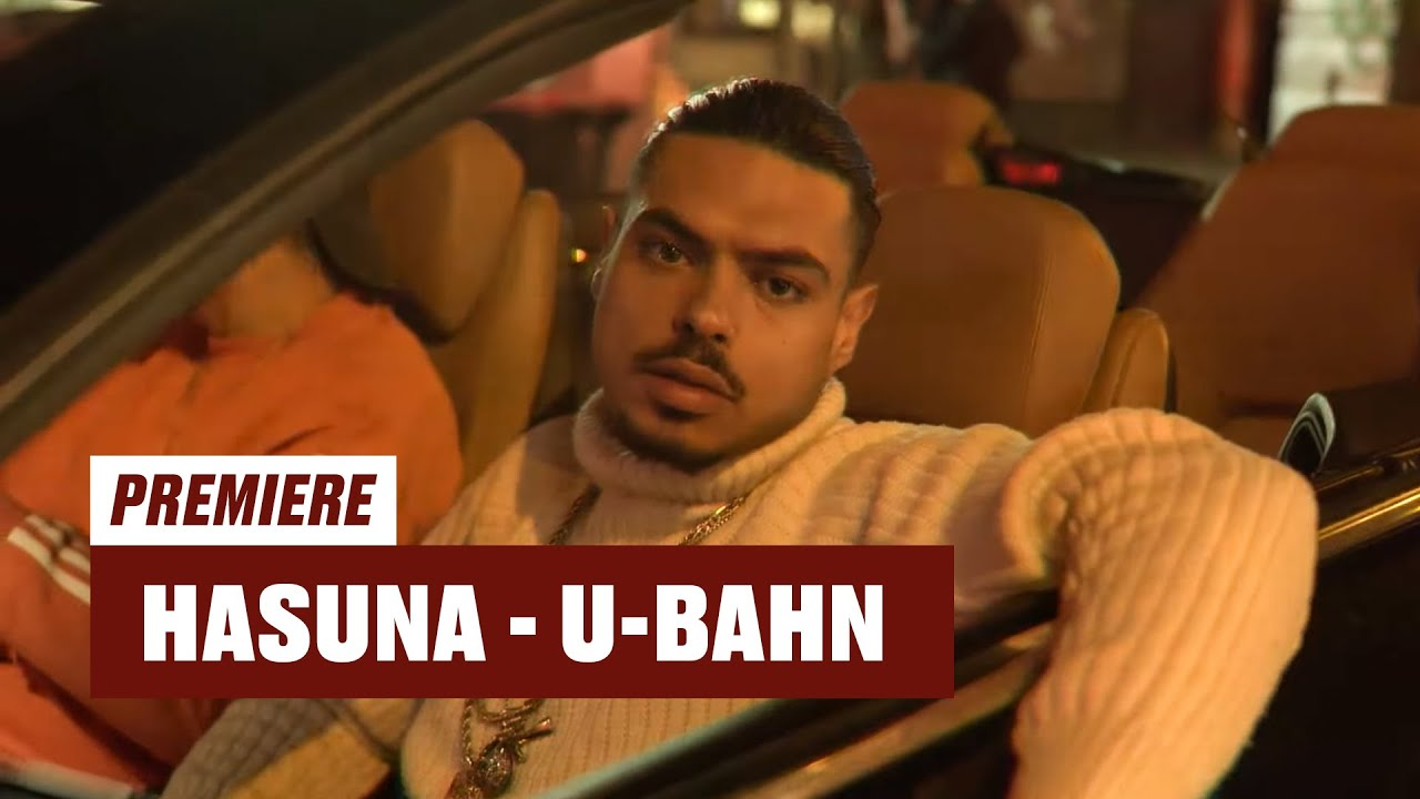 Hasuna - U-Bahn (prod. by Mr300momo) | @16BARS Videopremiere