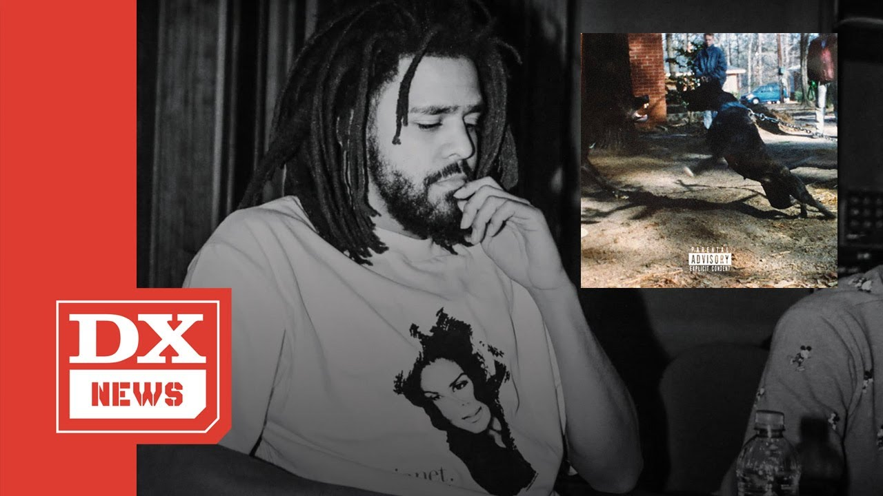 """J.Cole Admits He Never Read His Roc Nation Contract As He Plugs """"The Fall Off's"""" First 2 Singles"""