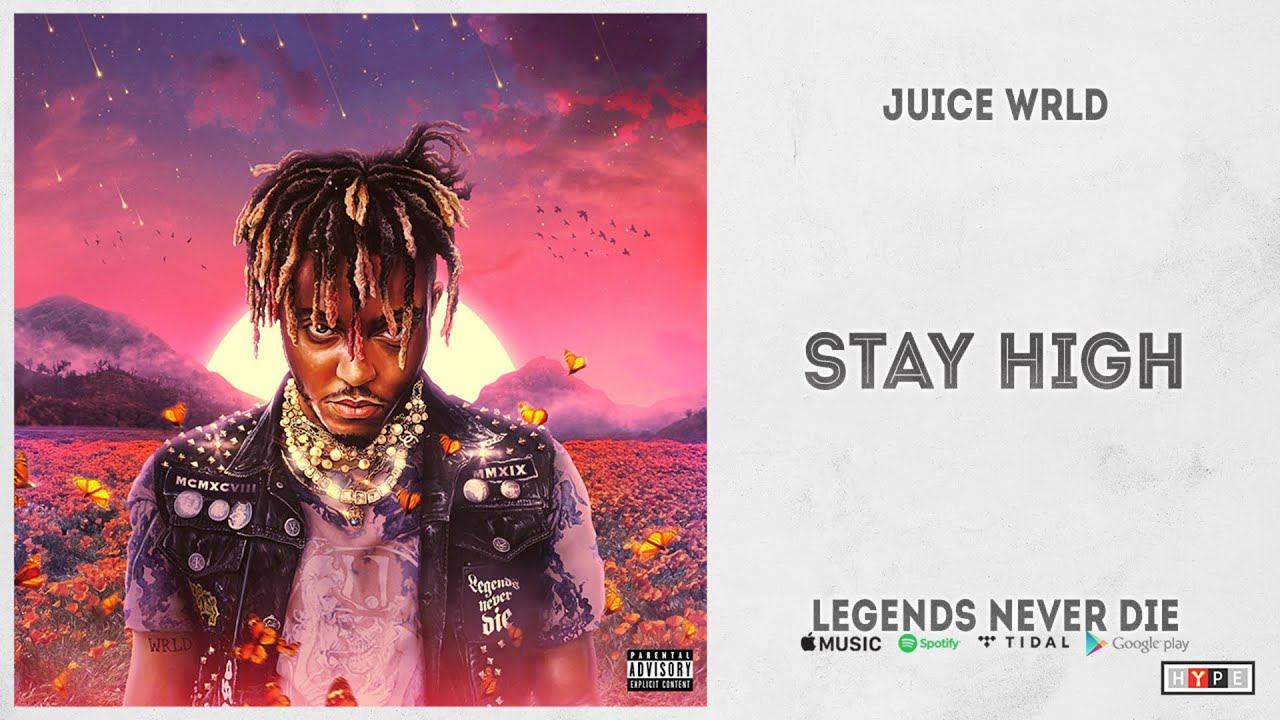 Juice Wrld Stay High Legends Never Die Getmybuzzup