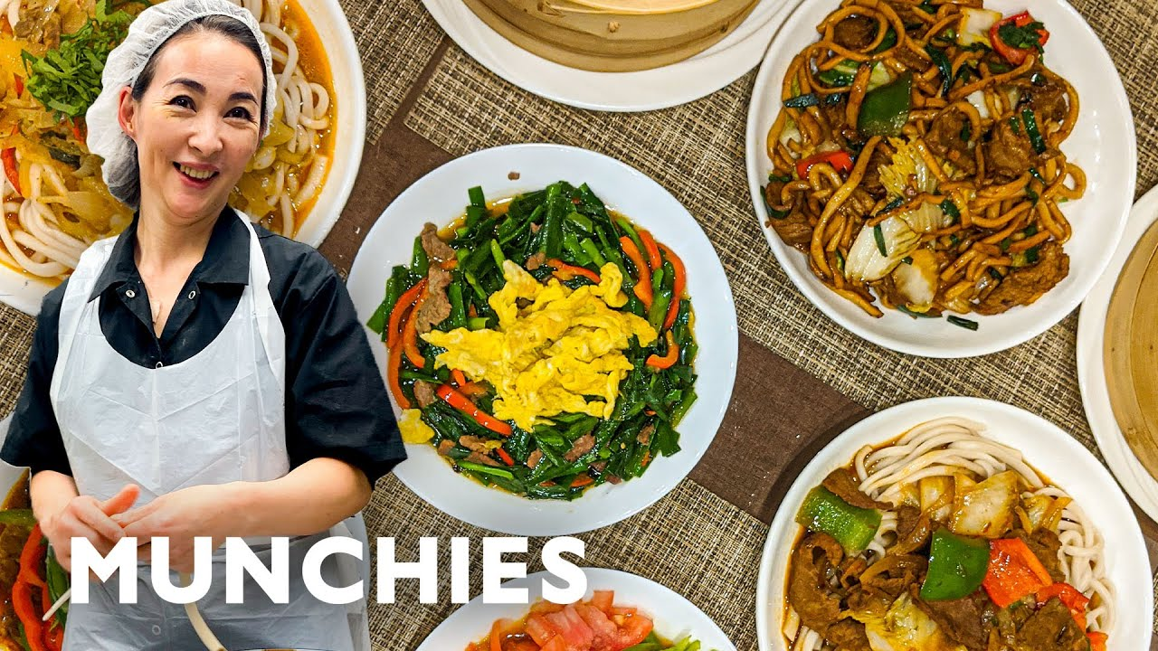 Lagman House Is NYC's Only Dungan Restaurant