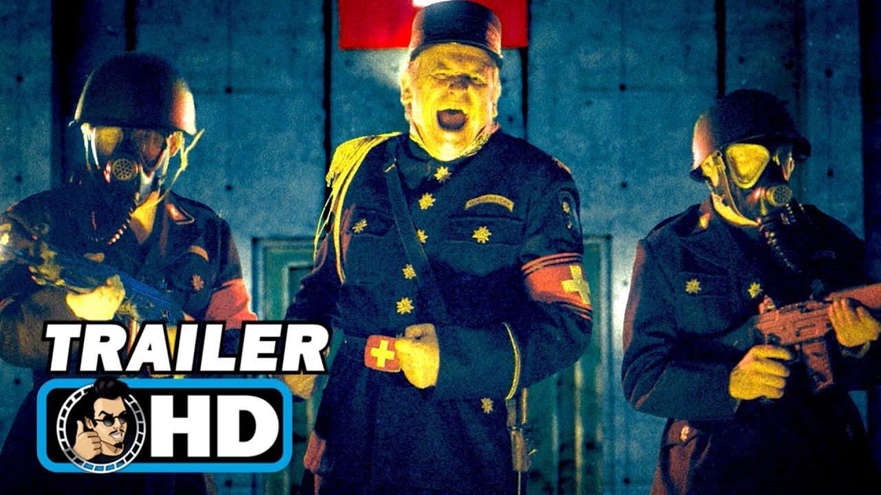 MAD HEIDI Trailer (2020) Iron Sky Swissploitation Action Movie HD