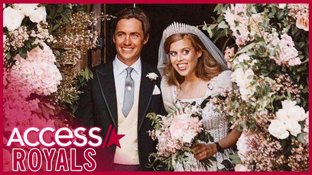 Princess Beatrice Stuns In Dreamy Wedding Photos