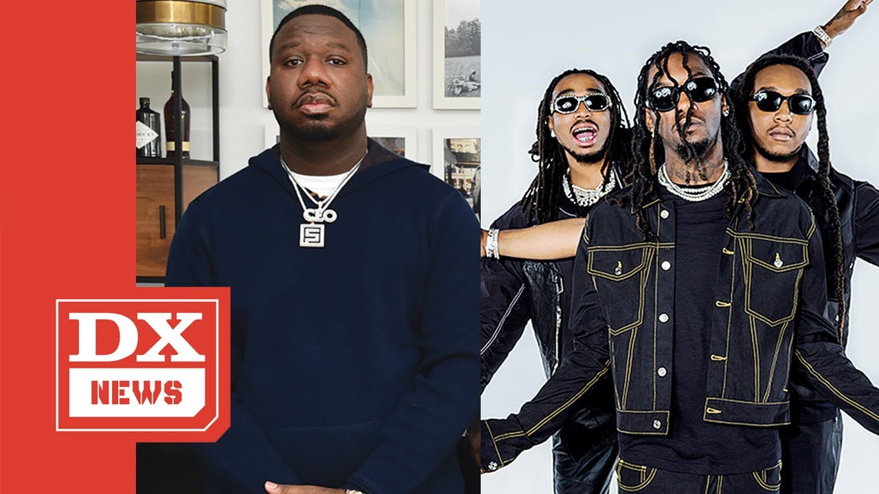 Quality Control's Pee Calls Migos' Lawsuit 'Unfortunate' As They Deal With Marlo's Death