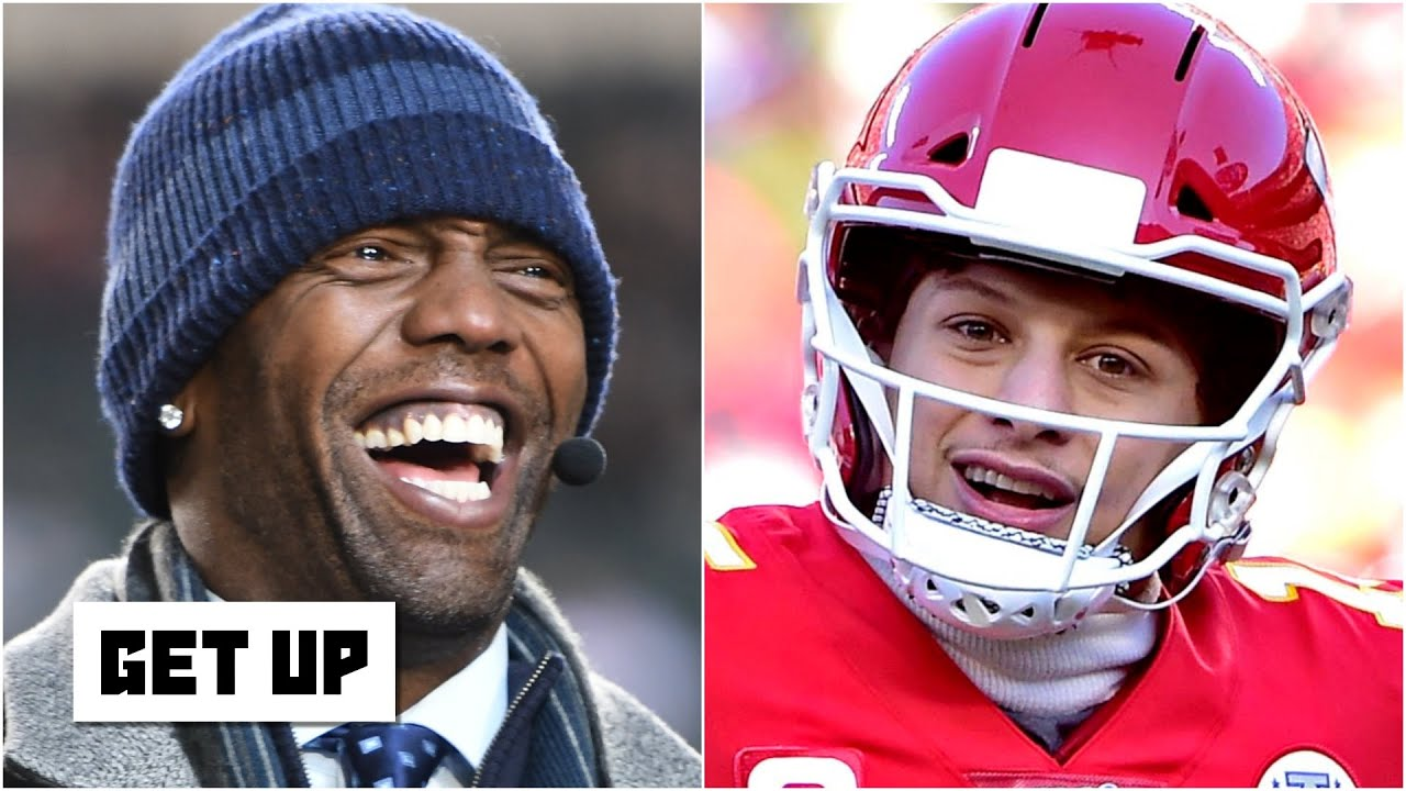 Randy Moss reacts to Patrick Mahomes' record-shattering contract   Get Up